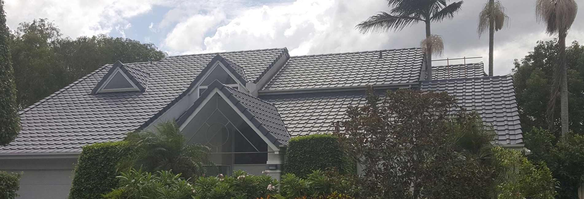 Domestic Roof Tiling Petrie, Roof Painting Morayfield, Roof Replacement Caboolture